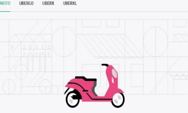 "Uber launches Bike Taxi ""UberMOTO"" in Gurgaon"