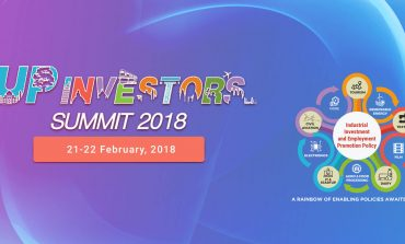 Guests To Be Welcomed By A Robot At UP Investors Summit 2018