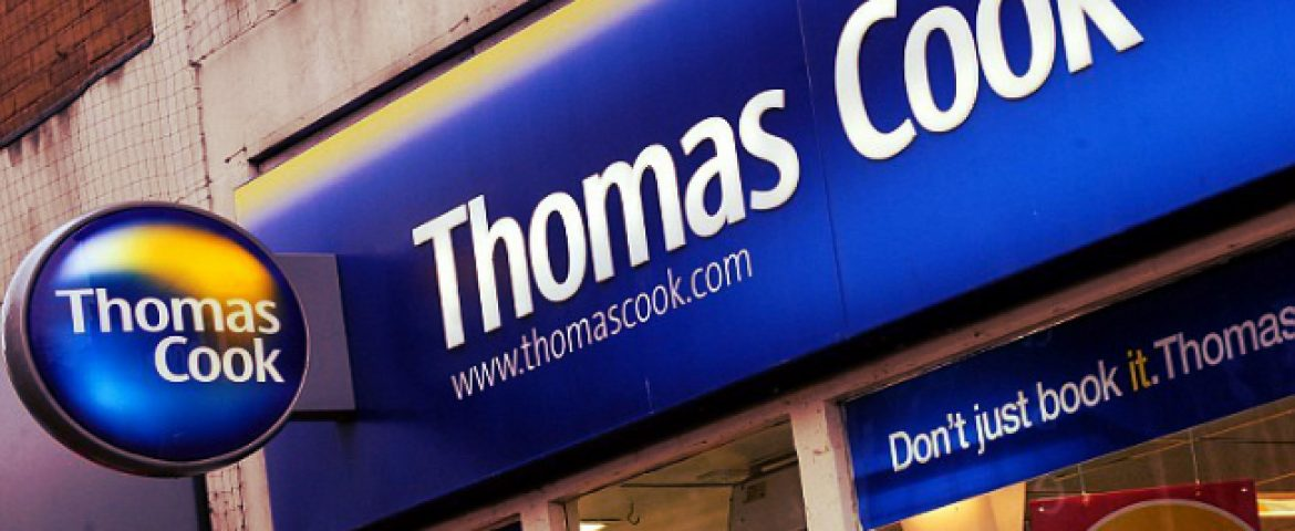 Hays Travel acquires 555 Uk Stores of Thomas Cook