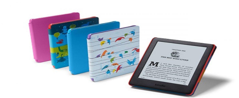 Amazon Announces New Kindle For Kids